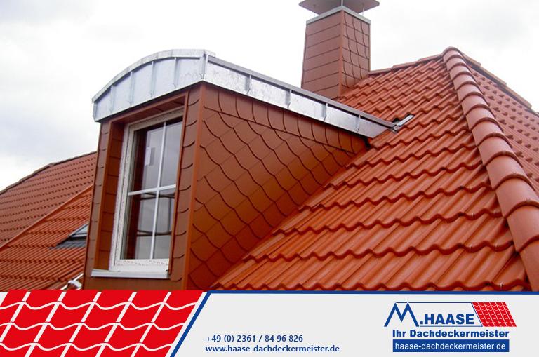 Grafik für Dacharten vorgestellt das Walmdach für Dachdeckermeister Haase in Recklinghausen